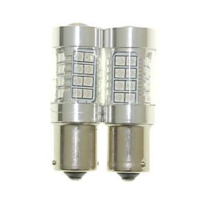 ieftine LED-uri-SENCART BAU15S Motocicletă Becuri 36W SMD 3030 1500-1800lm Becuri LED coada de lumină
