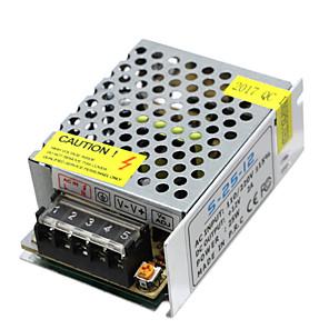 זול ממיר מתח-hkv ® 2a 25w שנאי תאורה הוביל הנהג כוח מתאם עבור הוביל רצועה אור מתג אספקת החשמל