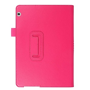 povoljno Huawei slučaj tableta-Θήκη Za Huawei MediaPad Huawei MediaPad T3 10(AGS-W09, AGS-L09, AGS-L03) Korice Jednobojni Tvrdo PU koža