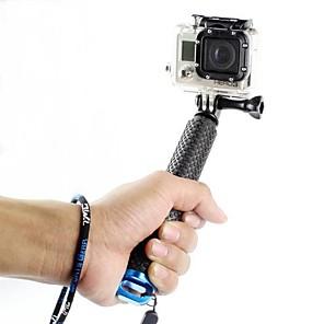 ieftine Accesorii GoPro-Telescopic Pole Suport Plutitor de mâini plutitoare Retractabil Pentru Cameră Acțiune GoPro 5 Gopro 4 Gopro 3 Gopro 2 Exterior 100% mâncare standard silicon moale ABS