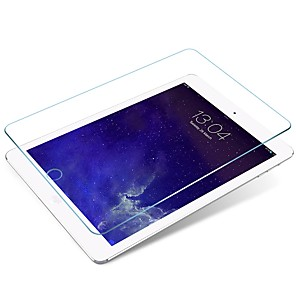 cheap Tablet Screen Protectors-ASLING Screen Protector Apple for iPad Pro 10.5 (2017) iPad 9.7 (2017) iPad Pro 9.7'' Tempered Glass 1 pc Full Body Screen Protector Anti Blue