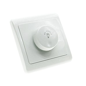 cheap Switches & Sockets-1pc 220-240 V Lighting Accessory Dimmer Switch