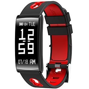 ieftine Ecrane Protecție Tabletă-Brățară inteligent HM68 pentru iOS / Android Monitor Ritm Cardiac / Măsurare Tensiune Arterială / Calorii Arse / Standby Lung / Touch Screen Puls Tracker / Pedometru / Reamintire Apel / Monitor de