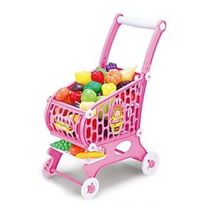 ieftine Spoturi LED-Jucării pentru mașini Cumpărături Joacă Noutate Legume Fruct Simulare Mărime Mare Plastice Pentru copii Unisex Băieți Fete Jucarii Cadou