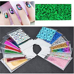 povoljno Šminka i njega noktiju-Nail Art naljepnica Other šminka Kozmetički Nail art dizajn