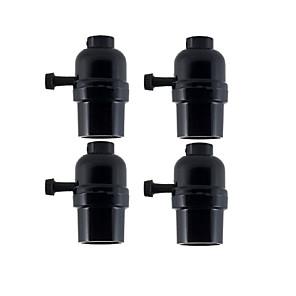 ieftine Conectori-OYLYW 4 buc E27 Bec pentru becuri