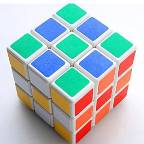 ieftine Părți Motociclete & ATV-Magic Cube IQ Cube Shengshou 3*3*3 Cub Viteză lină Cuburi Magice Alină Stresul puzzle cub nivel profesional Viteză Profesional Clasic & Fără Vârstă Pentru copii Adulți Jucarii Băieți Fete Cadou