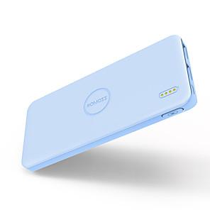 ieftine Becuri LED Glob-ROMOSS 5000 mAh Pentru Baterie Externa Baterie Externa 5 V Pentru Pentru Baterie Protecție împotriva descărcării excesive / Protecție împotriva supraîncărcării / Protecție la scurtcircuit LED