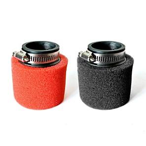 ieftine Părți Motociclete & ATV-Filtru de aer de spumă de 45 mm pentru 150 160 200 250cc Honda ATV motocross pentru motocicleta