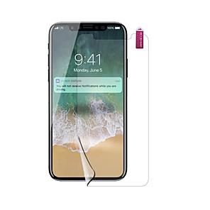 povoljno Zaštita zaslona za iPhone X-AppleScreen ProtectoriPhone X Visoka rezolucija (HD) Prednja zaštitna folija 1 kom. PET