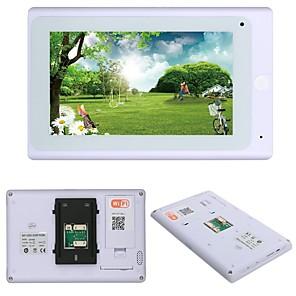 ieftine Faruri de Mașină-720p 7 tft cu fir / wireless wifi ip video door door sistem de interfon cu camera cu 1000tvl camera cu fir viziune de noapte
