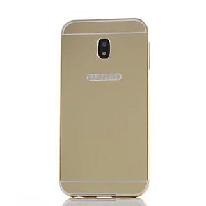 abordables Coques / Etuis pour Galaxy Série J-Coque Pour Samsung Galaxy J7 (2017) / J5 (2017) / J3 (2017) Antichoc / Miroir Coque Couleur Pleine Dur PC