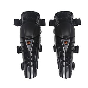 Недорогие Средства индивидуальной защиты-езда племени мотоцикл колено подушки мотокросс внедорожник гоночный колено защитник голень охранники открытый полный защитный механизм