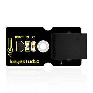 ieftine Senzori-keystudio senzor de temperatură ds18b20 pentru arduino