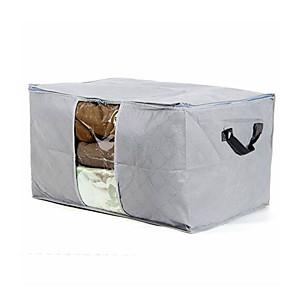 ieftine Stocare și Organizare-textil / Plastic Oval Anti-vânt / Anti-praf Acasă Organizare, 1 buc Pungi de Depozitare / Sertare / Pungi de Pantofi