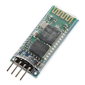 preiswerte Heimwerker Teile-HC-06 Kabelloser Bluetooth Sendeempfänger RF Hauptmodulserie für Arduino