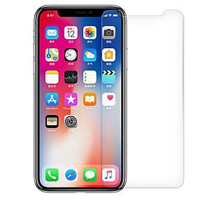 povoljno Zaštita zaslona za iPhone X-Screen Protector za Apple iPhone X Kaljeno staklo 1 kom. Visoka rezolucija (HD) / 9H tvrdoća / 2.5D zaobljeni rubovi