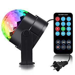 ieftine Convertor de Voltaj-KWB 1set 3 W 3 LED-uri de margele Lumini LED Scenă 100-240 V Utilizare Zilnică Nunta decorare Party Cina conferință de nunta