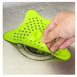 levne Koupelnové gadgety-kanalizace výtok filtr koupelna umyvadlo anti-blokování podlahové kanalizace kuchyňský filtr