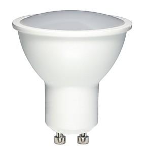 ieftine Spoturi LED-1pc dimmable 6w cob condus lumina reflectoarelor gu10 90-120degree fascicul de unghi lumina reflectoarelor bec condus pentru lampa de masă ac220-240v