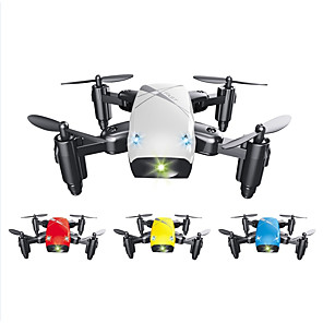 ieftine RC Quadcopter-RC Dronă SHR / C S9 4CH 6 Axe 2.4G Quadcopter RC FPV / Lumini LED / O Tastă Pentru întoarcere Quadcopter RC / Telecomandă / Cablu USB / Planare / CE / Planare