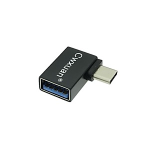 cheap USB Cables-Cwxuan USB 3.1 Type C to USB 3.0 Male - Female