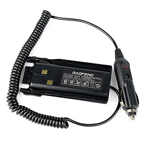 ieftine Walkie Talkies-baofeng uv-82 walkie talkie încărcător auto baterie adaptor eliminator pentru baofeng pofung uv-82 uv82 uv-82l uv82l ham radio
