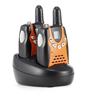 ieftine Walkie Talkies-365 Portabil Alarmă de Urgență / Avertizare Baterie Slabă / VOX <1.5KM <1.5KM Statie emisie-receptie Radio cu două căi