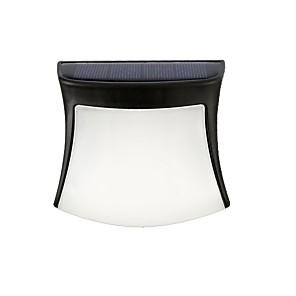 お買い得  LED ソーラーライト-1個 2つ LEDソーラーライト LED照明 レジデンシャル / コマーシャル / 屋外 3 LEDビーズ