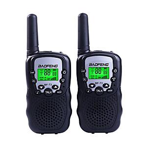 ieftine Walkie Talkies-Baofeng T3 mini handheld 1.5km-3km Walkie Talkie cu două sensuri radio portabil interfon suport vox fuction 22ch