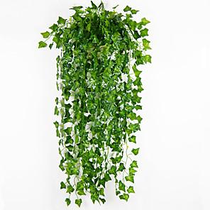 ieftine Fâșii Becurie LED-Mătase Pastoral Stil Flori Perete 2