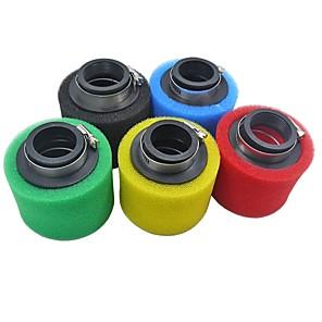 ieftine Becuri De Mașină LED-filtru de aer de înaltă performanță de 38 mm pentru motocross suzuki motocross groapa de biciclete atv go kart 70 90 110 125 140cc