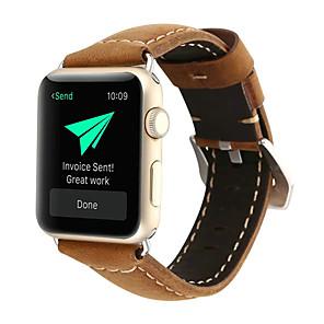 ieftine Ustensile & Gadget-uri de Copt-Uita-Band pentru Apple Watch Series 5/4/3/2/1 Apple Catarama Clasica Piele Autentică Curea de Încheietură