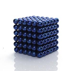 ieftine Accesorii GoPro-216 pcs 3mm Jucării Magnet Bloc magnetic bile magnetice Lego Super Strong pământuri rare magneți Magnet Neodymium Magnetic Sporturi Pentru copii / Adulți Băieți Fete Jucarii Cadou