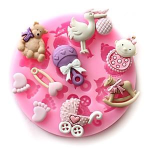 ieftine Ustensile & Gadget-uri de Copt-tort pentru copii tort de mucegai pentru copii, săpun de ciocolată, săpun, mucegai, diy, coaceți unelte