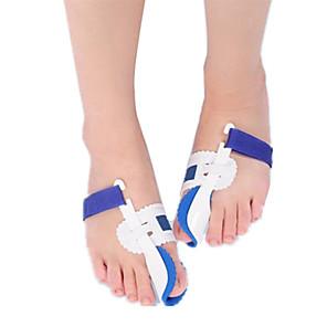 ieftine LED-uri-Întreg Corpul Picior Suportă Toe Separatoare & Pad bunion Corector Postură Dureri de picior calma Plastic