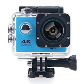 זול מצלמות ספורט ומיני-SJ7000/H9K מצלמה בסגנון / מצלמת פעולה GoPro נופש בשטח בלוג עמיד במים / Wifi / 4K 32 GB 60fps / 30fps / 24fps 12 mp No 2592 x 1944 פיקסל / 3264 x 2448 פיקסל / 2048 x 1536 פיקסל צלילה / גלישה / סקי 2