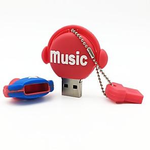 Недорогие USB флеш-накопители-Ants 8GB флешка диск USB USB 2.0 пластик