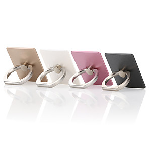 billige Telefonholder-Skrivebord Universell / Mobiltelefon Monter stativholder Ringholder Universell / Mobiltelefon Metall Holder