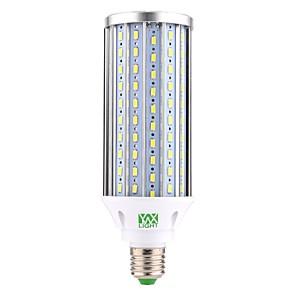 ieftine Jucării cu Magnet-YWXLIGHT® 1 buc 60 W Becuri LED Corn 5900-6000 lm E26 / E27 T 160 LED-uri de margele SMD 5730 Lumină LED Decorativ Alb Rece 85-265 V