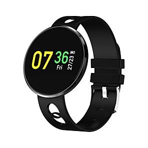 hesapli Akıllı Saatler-Çok Fonksiyonlu Saat / Akıllı İzle YY- CF006H için Android 4.4 / iOS Yakılan Kaloriler / Egzersiz Kaydı / Adım Sayaçları / Kalp Atış Sensörü / APP Kontrol Darbe Tracker / Pedometre / Arama