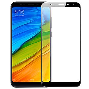 Недорогие Чехлы и кейсы для Xiaomi-XIAOMIScreen ProtectorXiaomi Redmi 5 Plus HD Защитная пленка на всё устройство 1 ед. Закаленное стекло