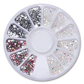 ieftine Îngrijire Unghii-Folie Glitter Nail Art Design Modă / Bling bling Zilnic