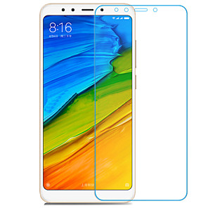 Недорогие Чехлы и кейсы для Xiaomi-XIAOMIScreen ProtectorXiaomi Redmi 5 Plus HD Защитная пленка для экрана 1 ед. Закаленное стекло