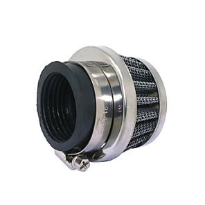 ieftine Părți Motociclete & ATV-Filtru de filtru de aer 35mm pentru acumulator de buzunar de gunoi Honda pit 50 70 90 110cc kazuma
