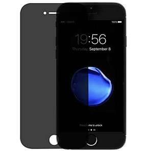 ieftine Protectoare Ecran de iPhone 6s / 6-asling protector de ecran Apple pentru iphone 6s / 6 iphone 6 sticlă călită 2 buc întreg ecran protector de protecție a intimității anti spion 9h duritate
