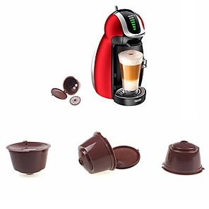 ieftine Decorațiuni de Casă-capsule reutilizabile pentru cafea dolce gusto nescafe utilizare reîncărcabilă de 150 de ori