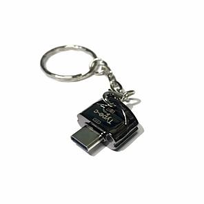 ieftine Cititor Carduri-Apacer MicroSD/MicroSDHC/MicroSDXC/TF USB 2.0 Tip c Cititor de carduri Flash Drive