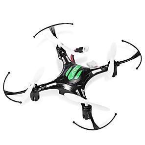 baratos RC Quadcopter-RC Drone JJRC H8MINI Canal 4 6 Eixos 2.4G Quadcópero com CR Modo Espelho Inteligente Quadcóptero RC / Controle Remoto / Cabo USB