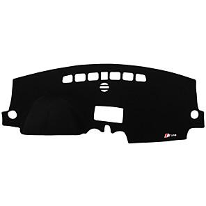 ieftine Produse Fard-Automotive Tabloul de bord Mat Covorașe Interior Auto Pentru Audi Toți Anii A1